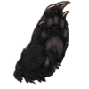 Bear Paw [Black]